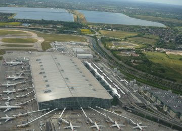 UK Gov't Approves Heathrow Expansion