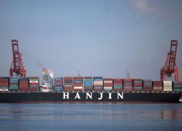 Hanjin Shipping Gets Five Bids