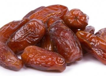 Date Exports Decline