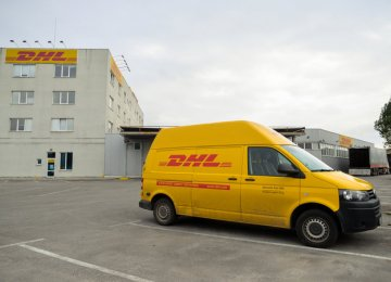 DHL Opens Up Iran Market for Europe