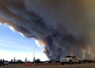 Canada Getting Handle on Alberta Wildfire