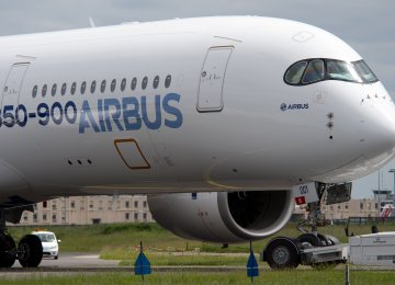 Airbus Narrows Gap With Boeing