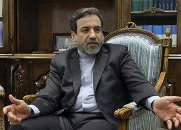 Diplomacy Facilitating JCPOA Implementation