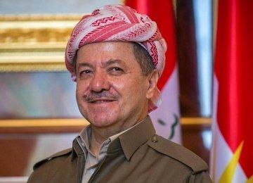 Iraqi Kurdish President to Visit