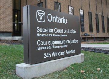 Ontario Ruling Imperils Ottawa Outreach to Tehran
