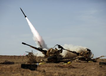 Army Test-Fires Rockets in Drill
