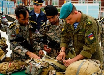 Army Games Help Promote Ties With Moscow