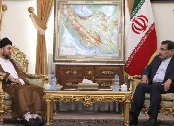Tehran Pledges Unswerving Support for Anti-Terror Fight