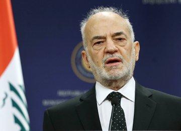 Iraq Needs Help in Fighting Terror