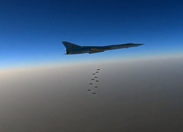 Moscow: Russian Bombers Hit IS Using Iran Airfield
