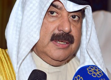 Kuwait Hopes for Normal Iran-Arab Ties