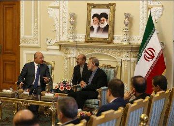 All Iraqis Should Contribute to Anti-Terror Fight