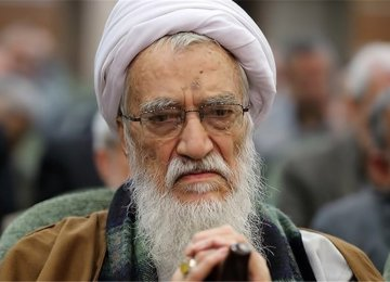 Principlists Unlikely to Back Rouhani's Reelection
