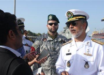 Navy Plans Drills