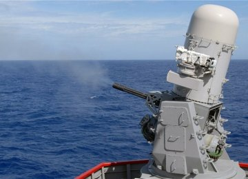 Upgraded CIWS for Navy