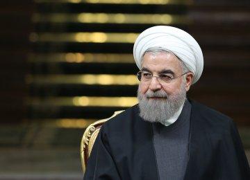 Rouhani to Attend Baku Summit