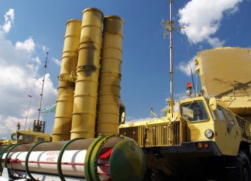 Russia to Deliver More S-300 Divisions by Yearend