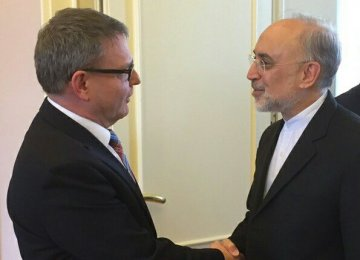 Tehran, Prague Plan Projects to  Develop Nuclear Cooperation