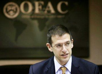 US Gov't Warns Lawmakers Over Iran Sanctions