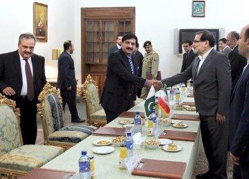Common Threats Demand Closer Iran-Pakistan Coop.