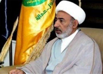 Iraqi Party Lauds General Soleimani's Efforts