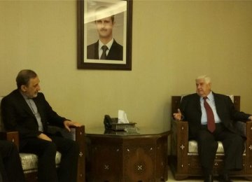 Syria Will Not Suffer Libya's Fate