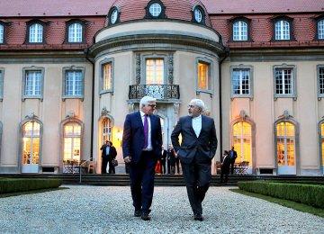 German-Iran Ties Will Benefit Int'l Community