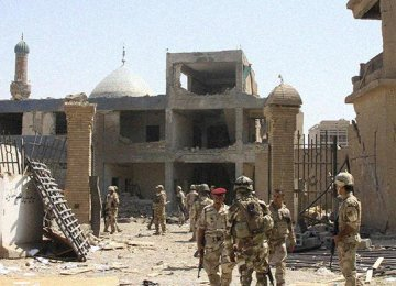 Suicide Bombing in Abu Ghraib  Mosque Kills 12, Injures 32
