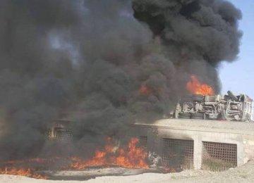 Deadly Road Crash in Afghanistan