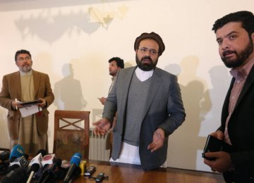 Peace Deal With Afghan Militant Group Expected