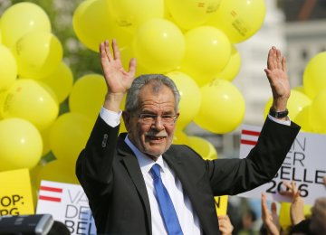 Unity Call After Far Right Defeat in Austria