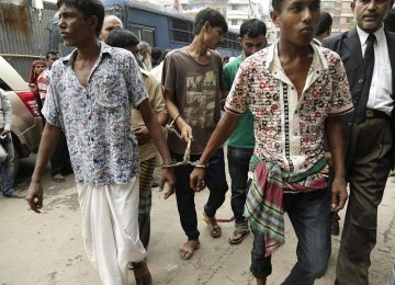 11,600 Jailed in Bangladesh Crackdown on Militants