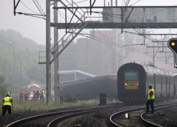 3 Killed, Scores Injured in Belgium Train Crash