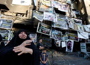Car Bombing in Baghdad Kills 11