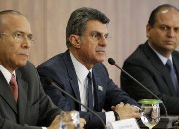 Brazil White Male Cabinet Criticized
