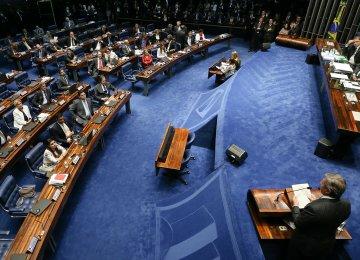 Brazil Senate Sends Rousseff to Impeachment Trial