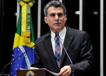 Brazil's New Gov't Loses Key Minister to Scandal