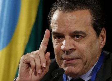 3rd Brazilian Minister Resigns in Graft