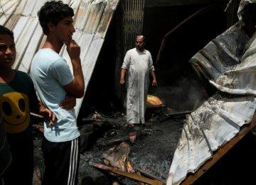 Bomb in Sadr City Kills 50