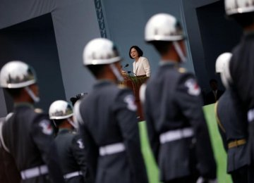 China Stops Communication Mechanism With Taiwan