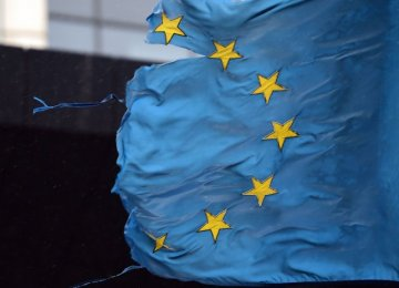Euroskepticism on Rise in Europe