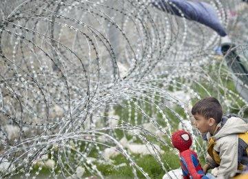 Greek Authorities Evacuate Idomeni Refugee Camp