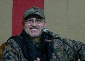Top Hezbollah Commander Killed in Syria