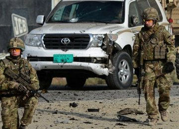 IS Claims Capture of US Weapons in Afghanistan
