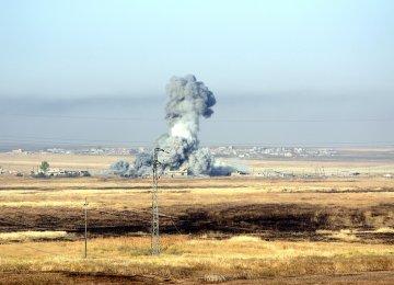 Airstrike Kills 2 IS Commanders in Mosul