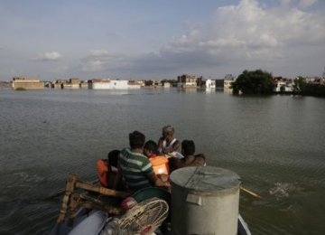 Several Dead in Indian Floods