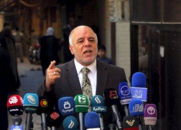 Iraqi MPs Approve Partial Cabinet