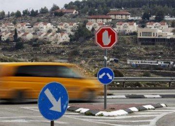 Israel Should Stop Settlements: Draft Quartet Report