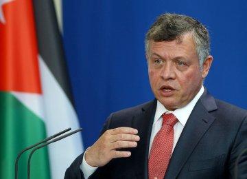 Jordanian King Dissolves Parliament, Appoints Premier