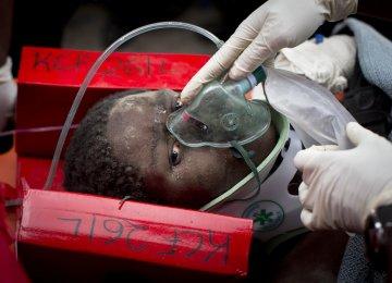 Survivors Found 6 Days After Kenyan Building Collapse